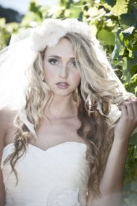 Bride in Vines - Lindenderry at Red Hill