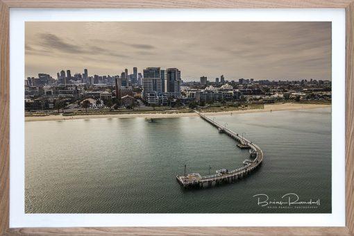 Lagoon Pier Port Melbourne