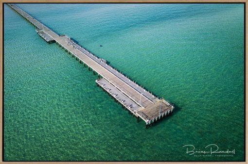 Stingray Rosebud Pier