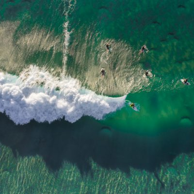 Smooth Ride - Aerial Art Work